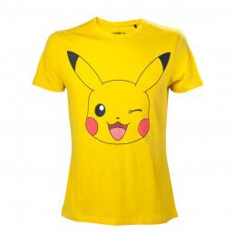 T-Shirt Pokémon Pikachu
