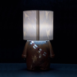 Lampe Look Alite Chewbacca Star Wars