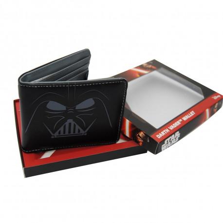 Confiez vos économies au Seigneur Sith Dark Vador en personne avec ce portefeuille Star Wars à son effigie