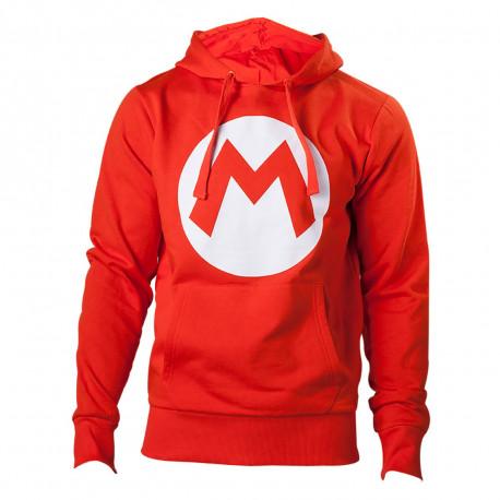 Sweat Mario Nintendo Logo M