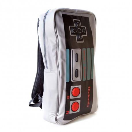Sac à dos représentant la manette Nes de Nintendo