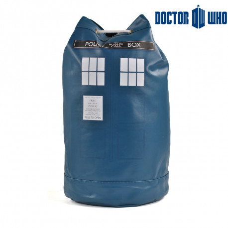 Le sac marin doctor who sous licence officielle BBC