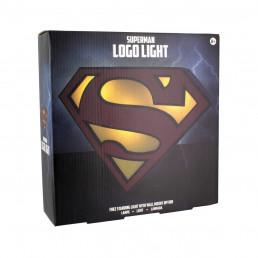 Lampe d'Ambiance Superman Logo