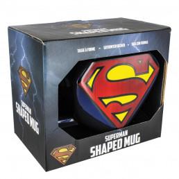 Mug Superman 3D Logo