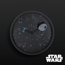 Horloge Murale Star Wars Force Obscure