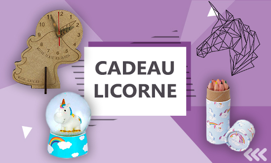Cadeau Licorne