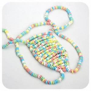 STRING BONBONS MULTICOLORES HOMME
