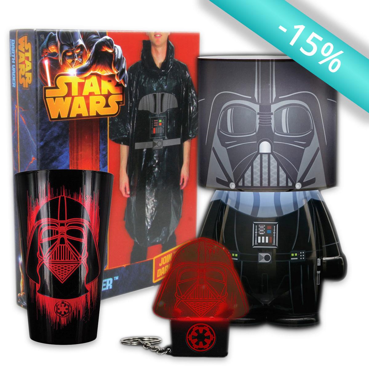 Pack'Cadeaux Dark Vador