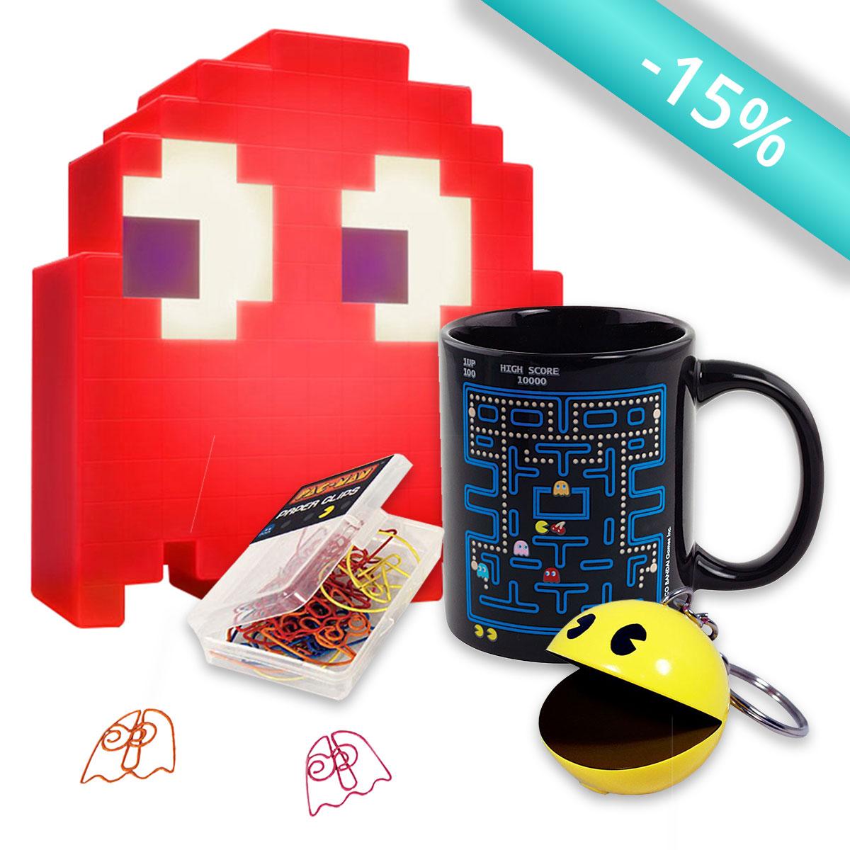 Pack'Cadeaux Pac-Man