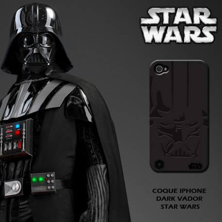 Coque Iphone Star Wars Dark Vador