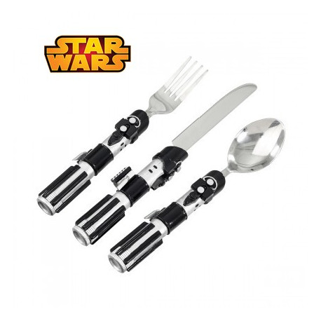 COUVERTS STAR WARS SABRES LASER DARK VADOR
