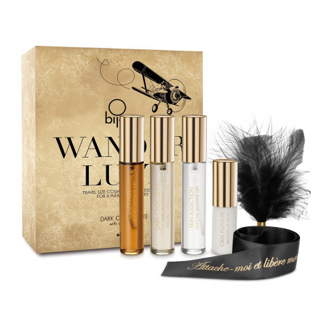 MINI COFFRET DE MASSAGE WANDERLUST