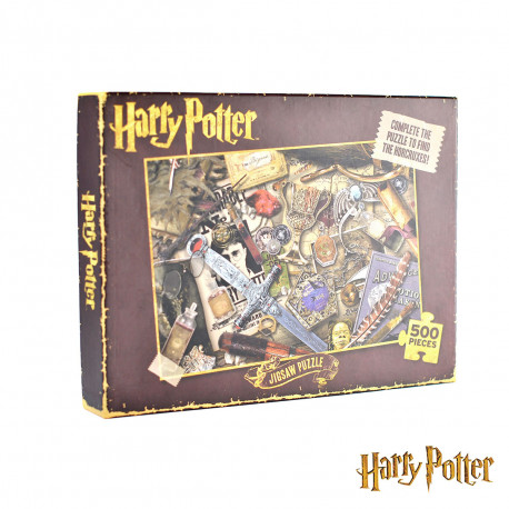 Puzzle Harry Potter Horcruxes
