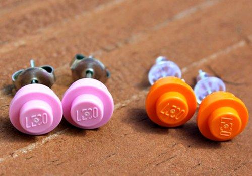 Des bijoux Lego