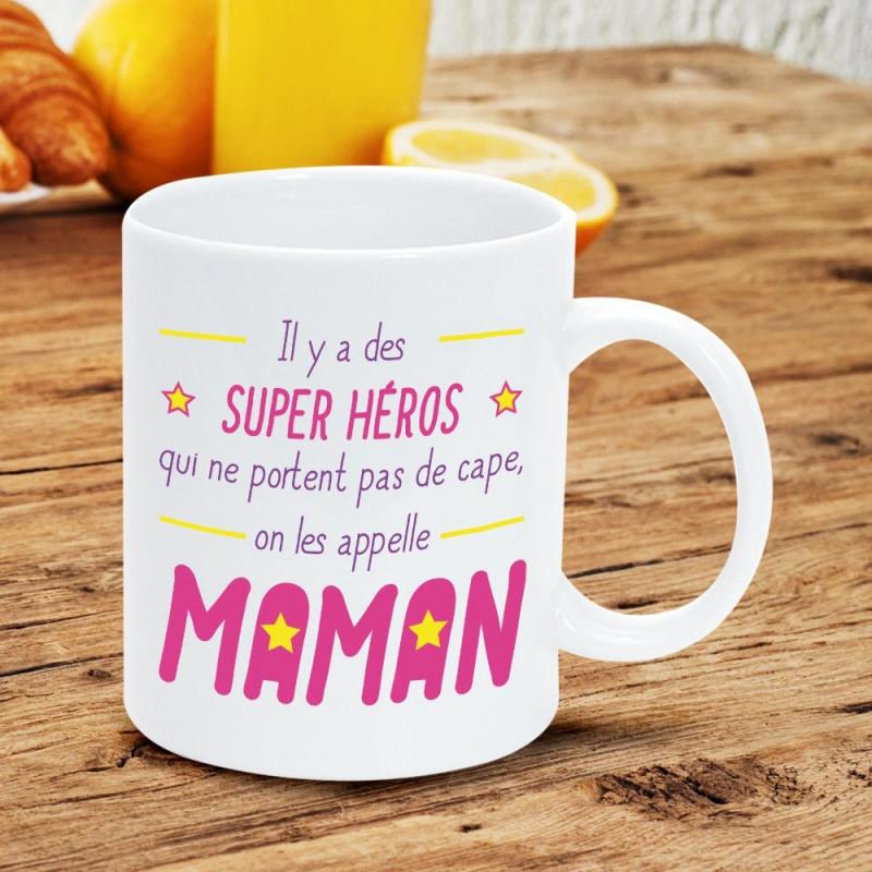 Maman super-héros