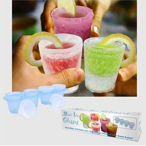 ice shooters vendus par lot de 4 ou 12