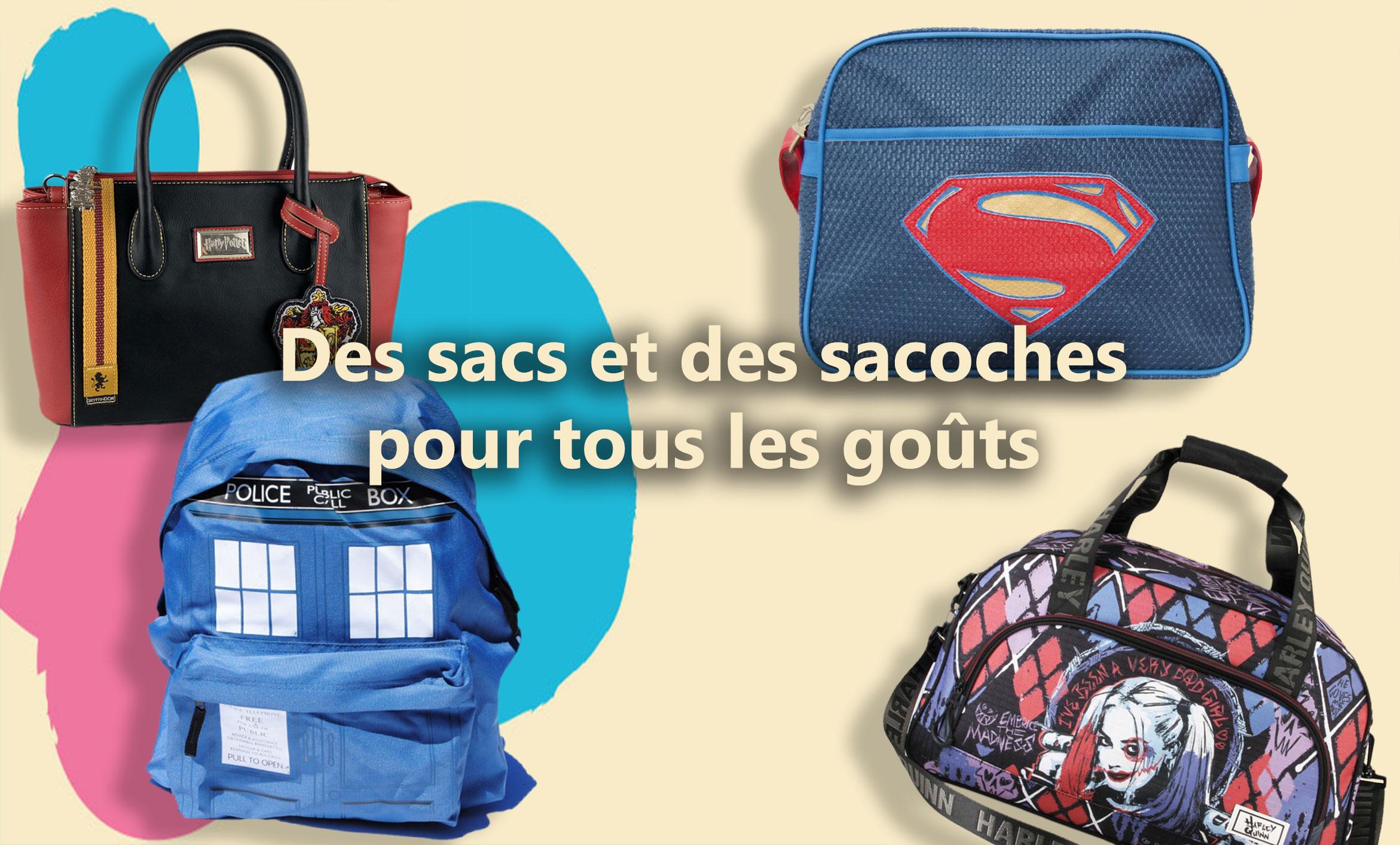 Des sacs à gogo!