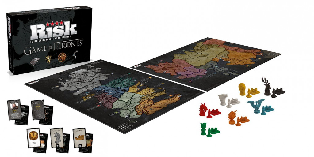 Risk Game Of Thrones : pourquoi on craque pour le jeu ?
