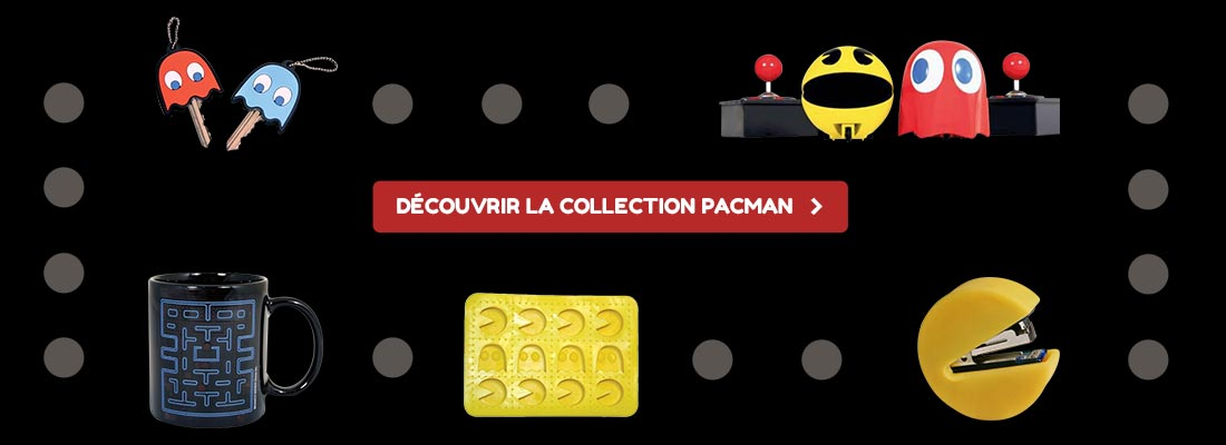 Collection Pacman