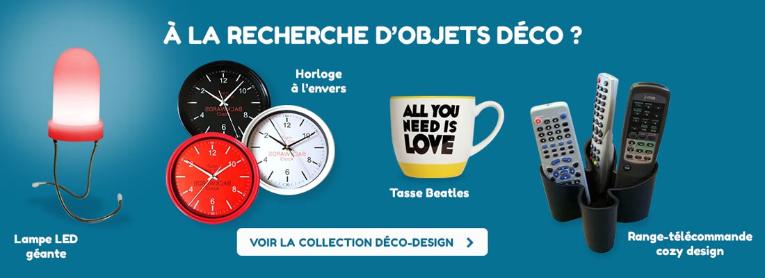 Collection DECO-DESIGN